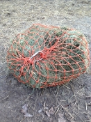"Med. Slow Feed Hay Net Approx 42"" long with Top Net Safety Bolt"